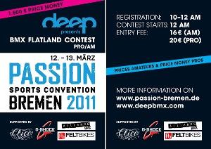 Deep Passion Contest