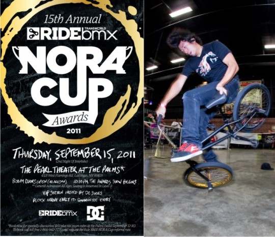 Flyer Nora Cup 2011
