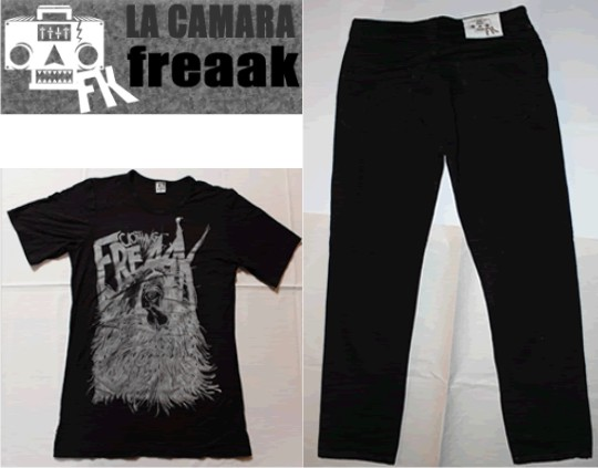 Freaak Clothing Colombia