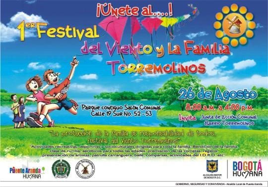1er Festival del Viento y la Familia Torremolinos