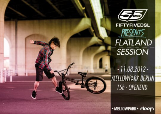 55DSL FLATLAND SESSION