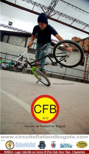 Ronda 4 CFB 2012