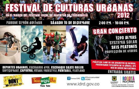 Festival de Culturas Urbanas 2012