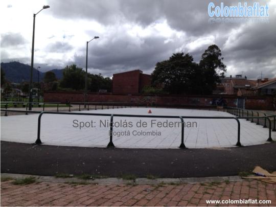 Spot Nicolás de Federman