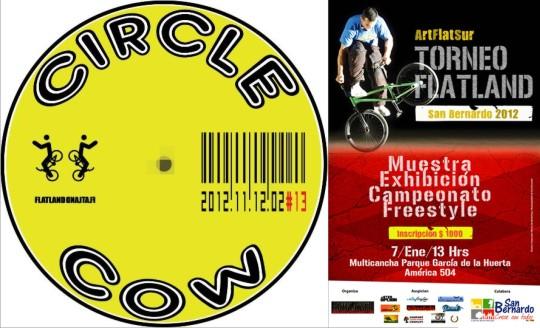 Circle Cow y Torneo San Bernardo