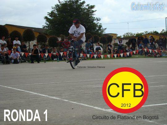 SEBASTIAN PALENCIA CFB RONDA 1 2012