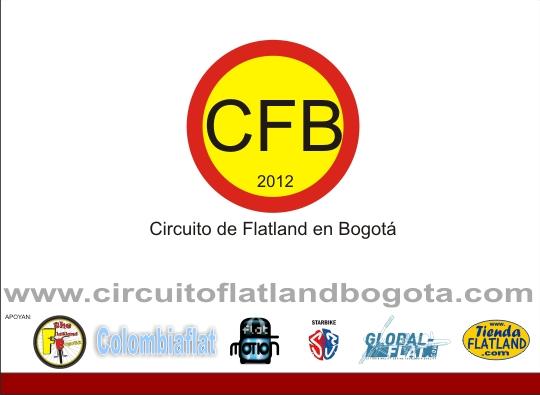 Circuito de Flatland en Bogotá 2012