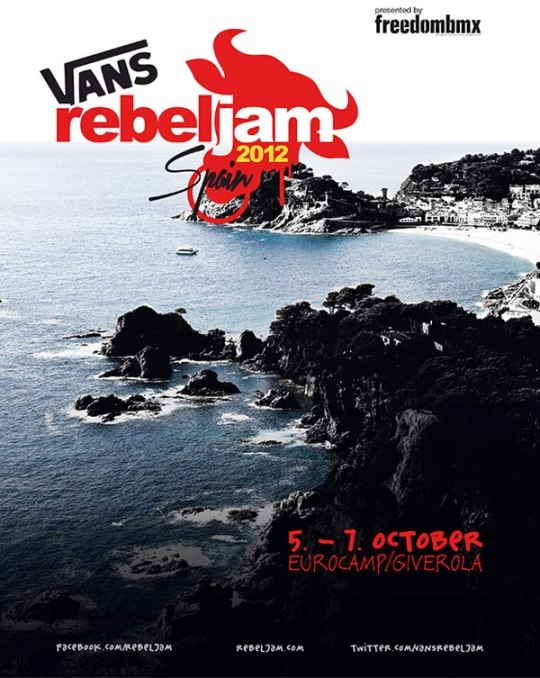 Rebel Jam 2012