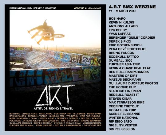 ART WEBZINE #1