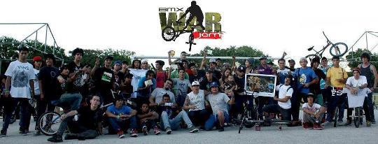 BMX War Jam 2013