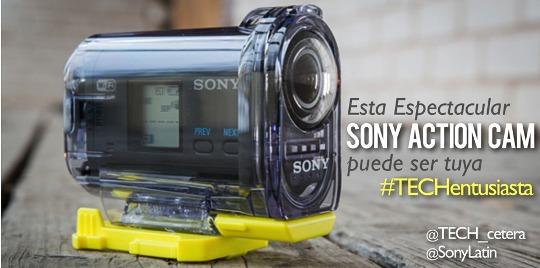 Action Cam de Sony