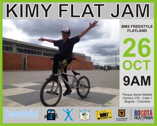 Kimy Flat Jam