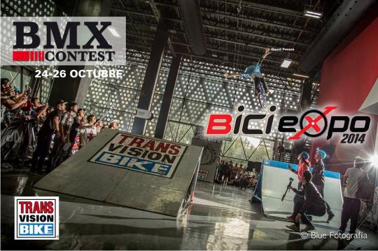 Biciexpo 2014 en México