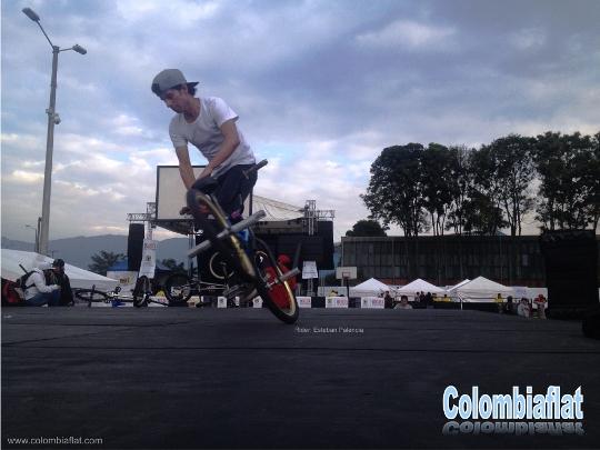 Esteban Palencia Ganador Festival de Deportes Urbanos y Nuevas Tendencias 2014