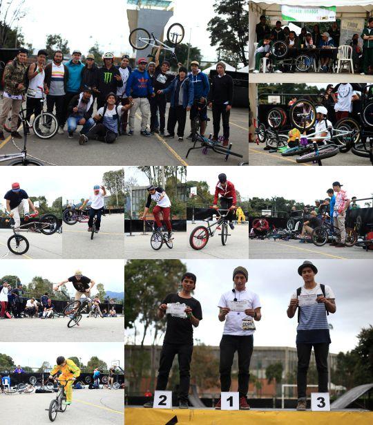 DUNT Festival de Verano 2015 BMX Freestyle Flatland