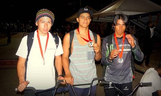 Podium Summer Street Ride 2015