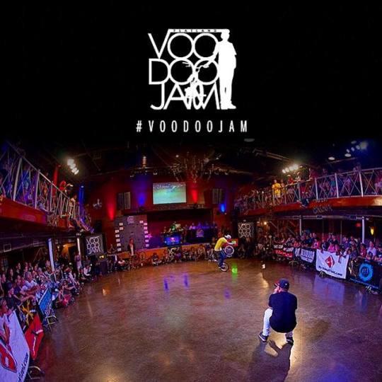 Voodoo Jam 2015