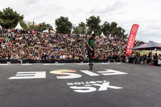 Alex Jumelin FISE 2015