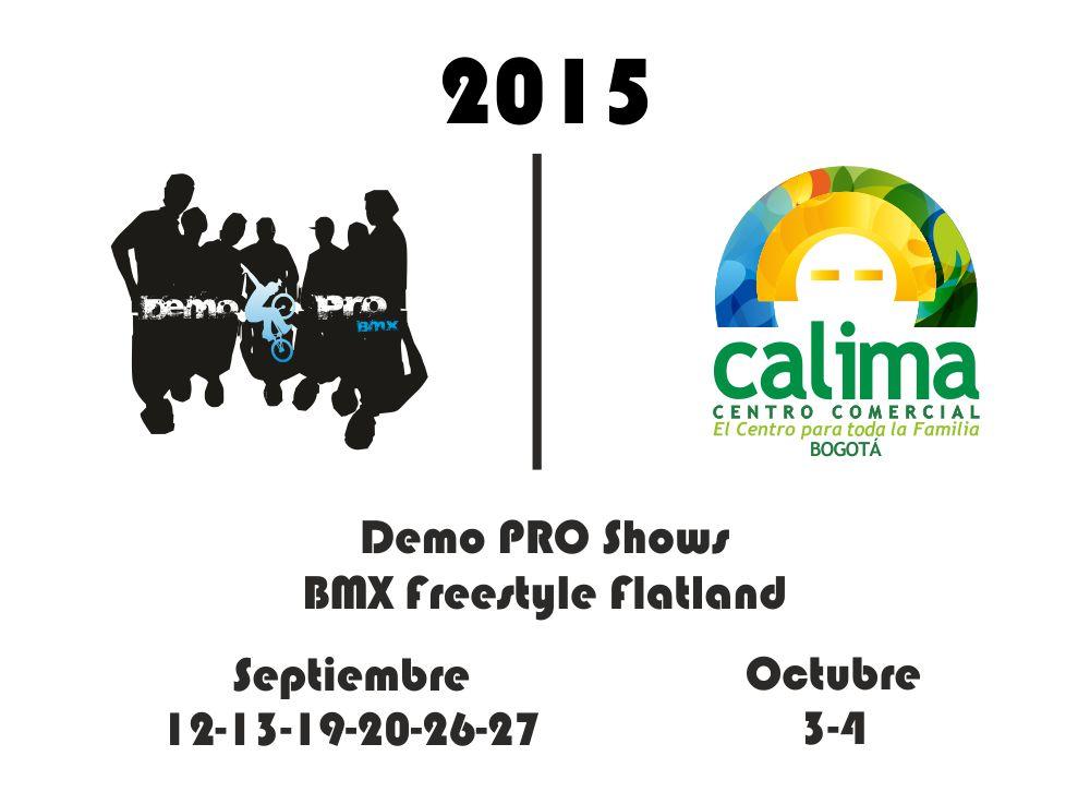 Demo PRO Show Calima Centro Comercial Bogotá