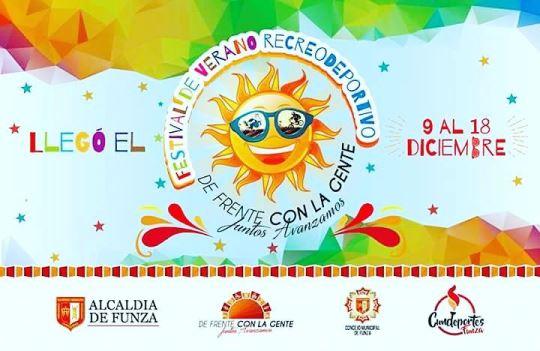 Festival de Verano Funza 2016
