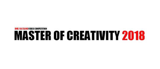 Master of Creativity 2018