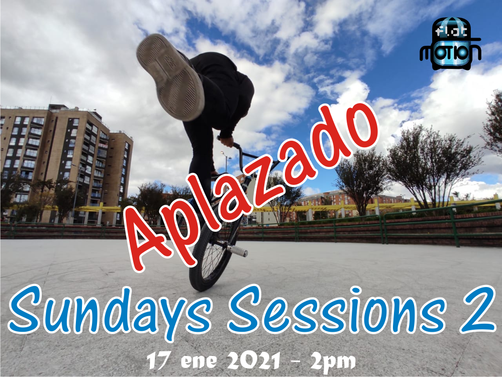 SUNDAYS SESSIONS 2