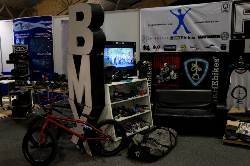 Stand BMX SOFA 2014