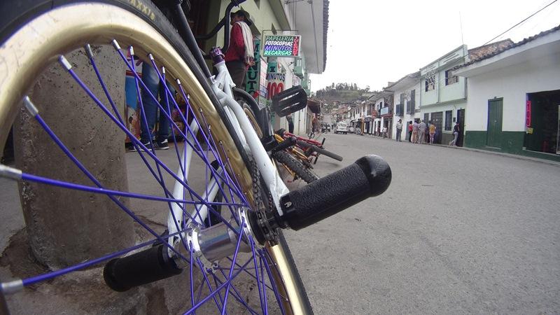 BMX en San Agustin