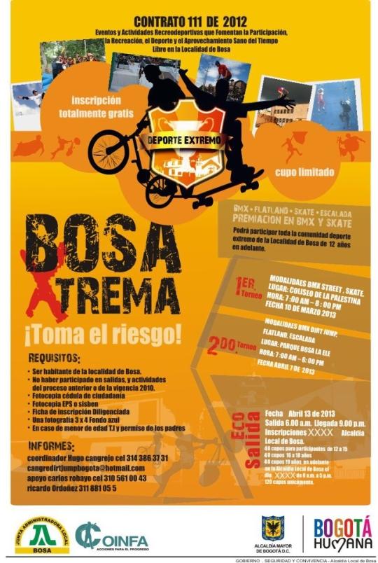 Bosa Xtrema 2013