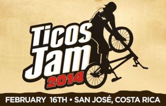 Ticos Jam 2014