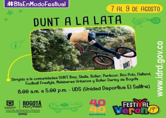 DUNT Festival de Verano 2015