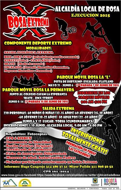 Bosa Extrema 2015