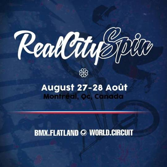 Real City Spin 2016