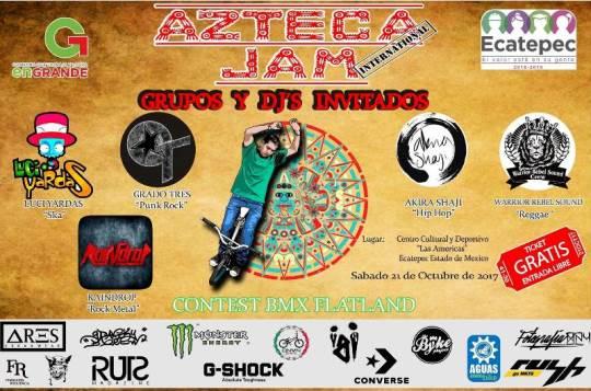 Azteca Jam 2017
