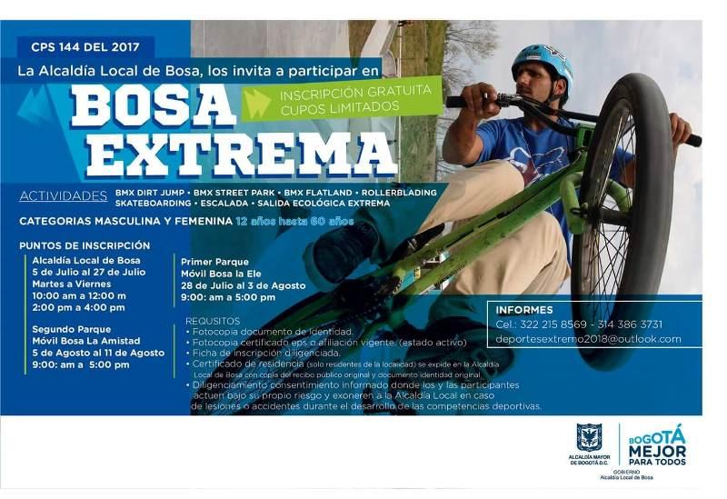 Bosa Extrema 2018
