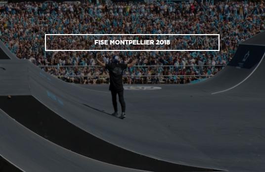 FISE Montpellier 2018